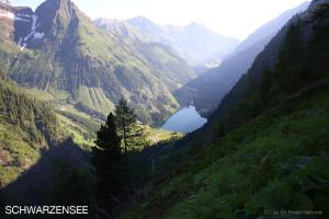 Schwarzensee Naturpark Sölktäler
